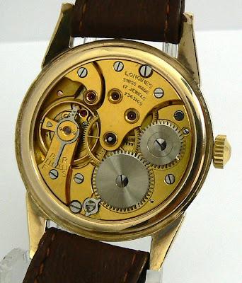 1947 Longines movement - Longines 12.68Z