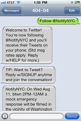 Twitter Gets More SMS-Friendly