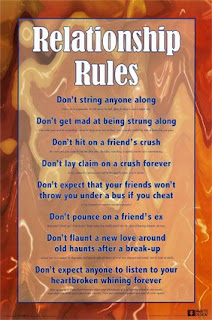 Relationship Rules Book