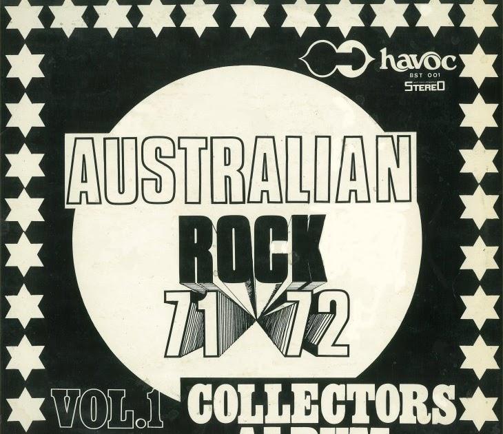 Rock On Vinyl Various Havoc Artists Australian Rock