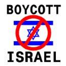 Boykott Israel Laknatullah!