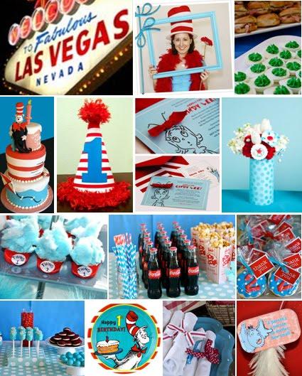 Southern Blue Celebrations Dr Seuss Party Ideas