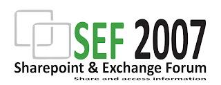 SharePoint & Exchange Forum 2007