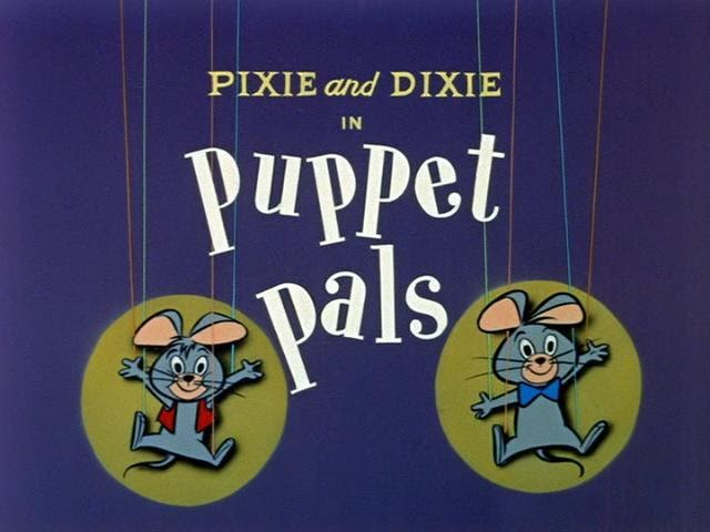 yowp pixie and dixie puppet pals
