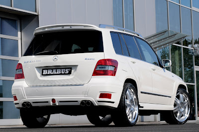 Kegheta: BRABUS-prepped Mercedes-Benz GLK