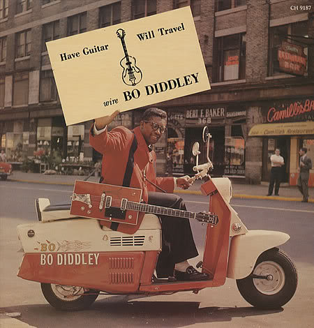 Bagging Area Bo Diddley You Cant Judge A Book By Its Cover
