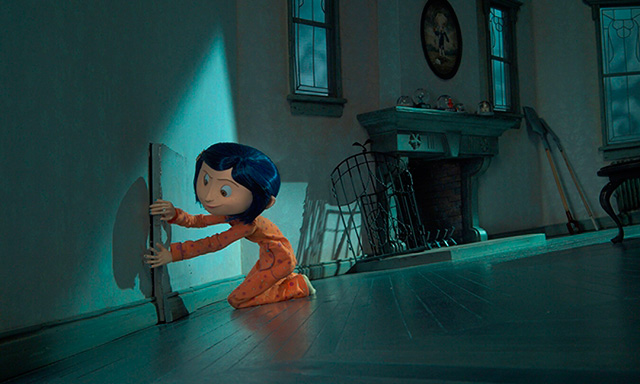 The Film Emporium Review Coraline And The Secret Door Henry Selick 2009