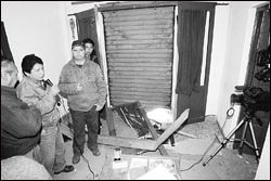 ATENTADO TERRORISTA DEL GOBIERNO A UNITEL (CANAL DE TV)