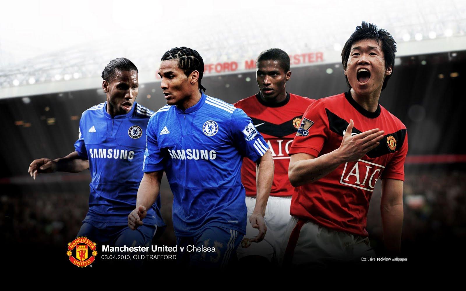 Chelsea Vs Manchester United Vs Fc Barcelona: MANCHESTER UNITED FC: Manchester United Vs Chelsea 03/04/10