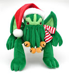 Christmas Cthulhu plush, immagine