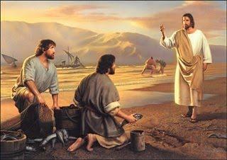 Resultado de imagem para JESUS DE CHAMA DISCIPULOS