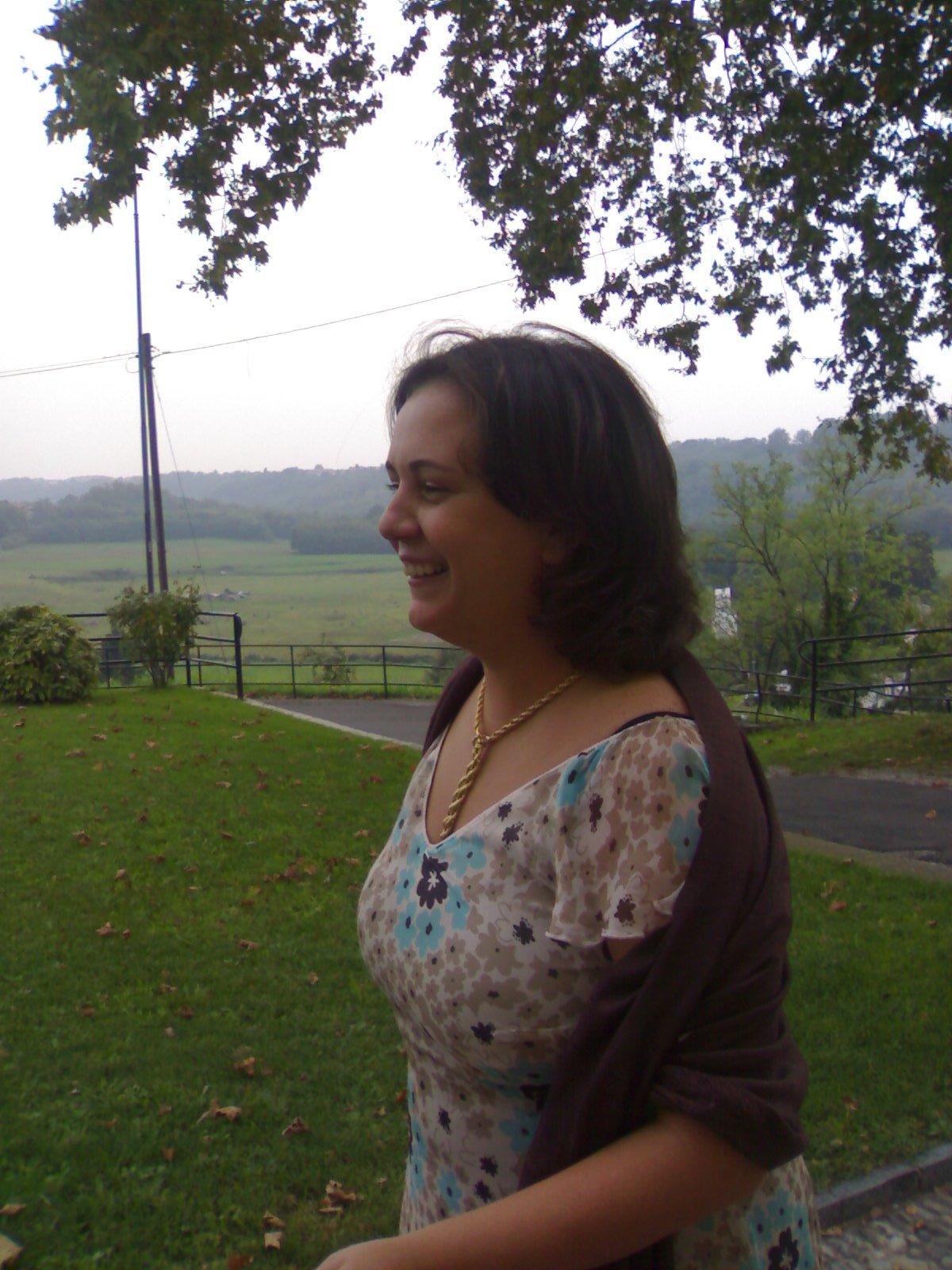 Laura, la ragione del mio sorriso