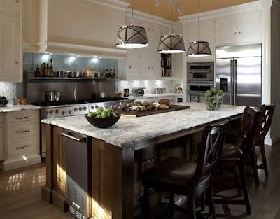 Christopher Peacock Kitchen Designs