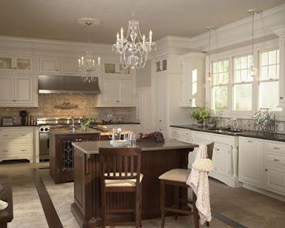 Restoration Hardware Kitchen Idea