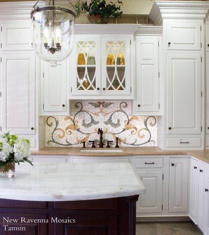 Kitchen and Residential Design New Ravenna Mosaics