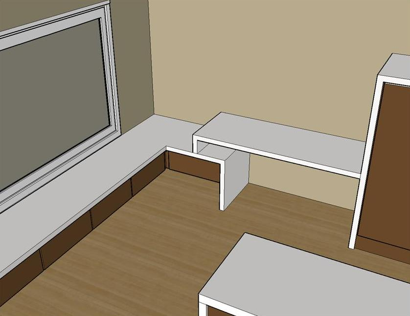 It Complicated Kitchen Island