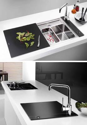 Kitchen Sink Position