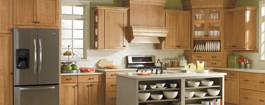 Fitted Kitchen Cabinets