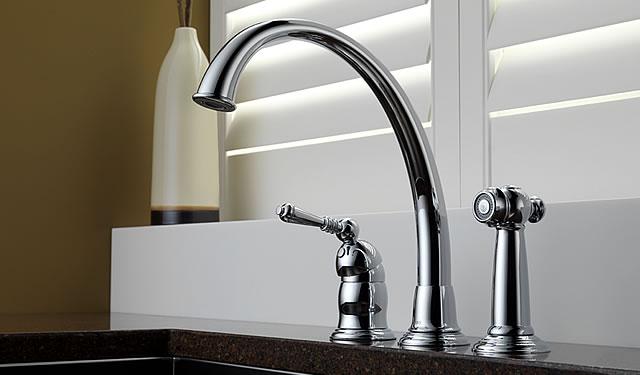 Brizo Kitchen Faucet Tighten