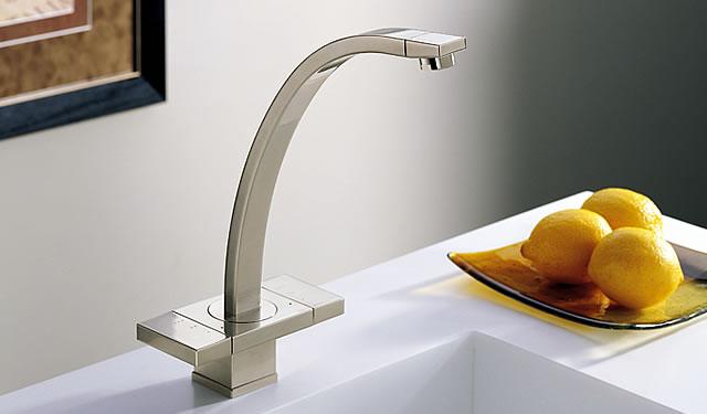 Kitchen Faucet Low Pressyee