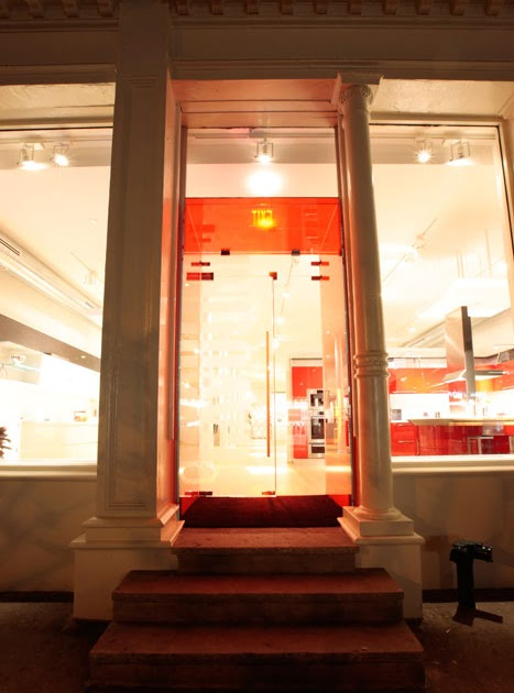 Sub Zero Appliances >> Kitchen and Residential Design: Scavolini's New York showroom is open for business