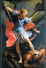 My Patron - St. Michael the Archangel - Defend Us in Battle