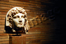 Busto romano.