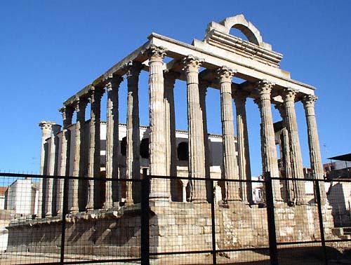 Templo de Diana (Mérida)