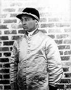 Tod Sloan, en el año 1900