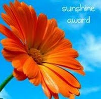 PREMIO SUNSHINE AWARD !!!