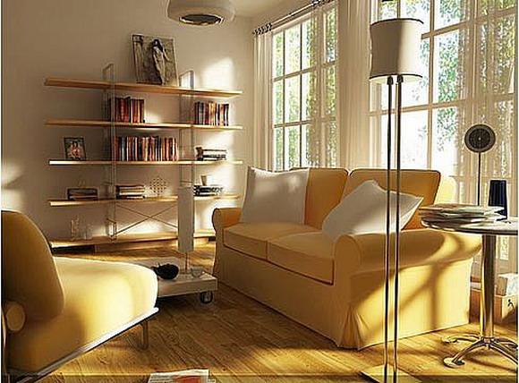 small living room interior design minimalist inspiration 4