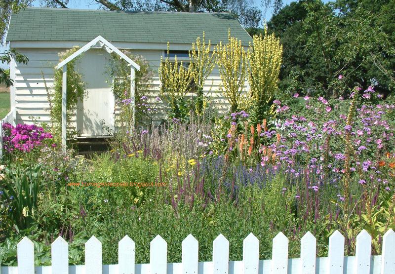 Home Garden Plans 2014 Cottage Garden Plan