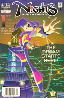 The Saturn Junkyard: NiGHTS into Dreams into Comics - Issue 1