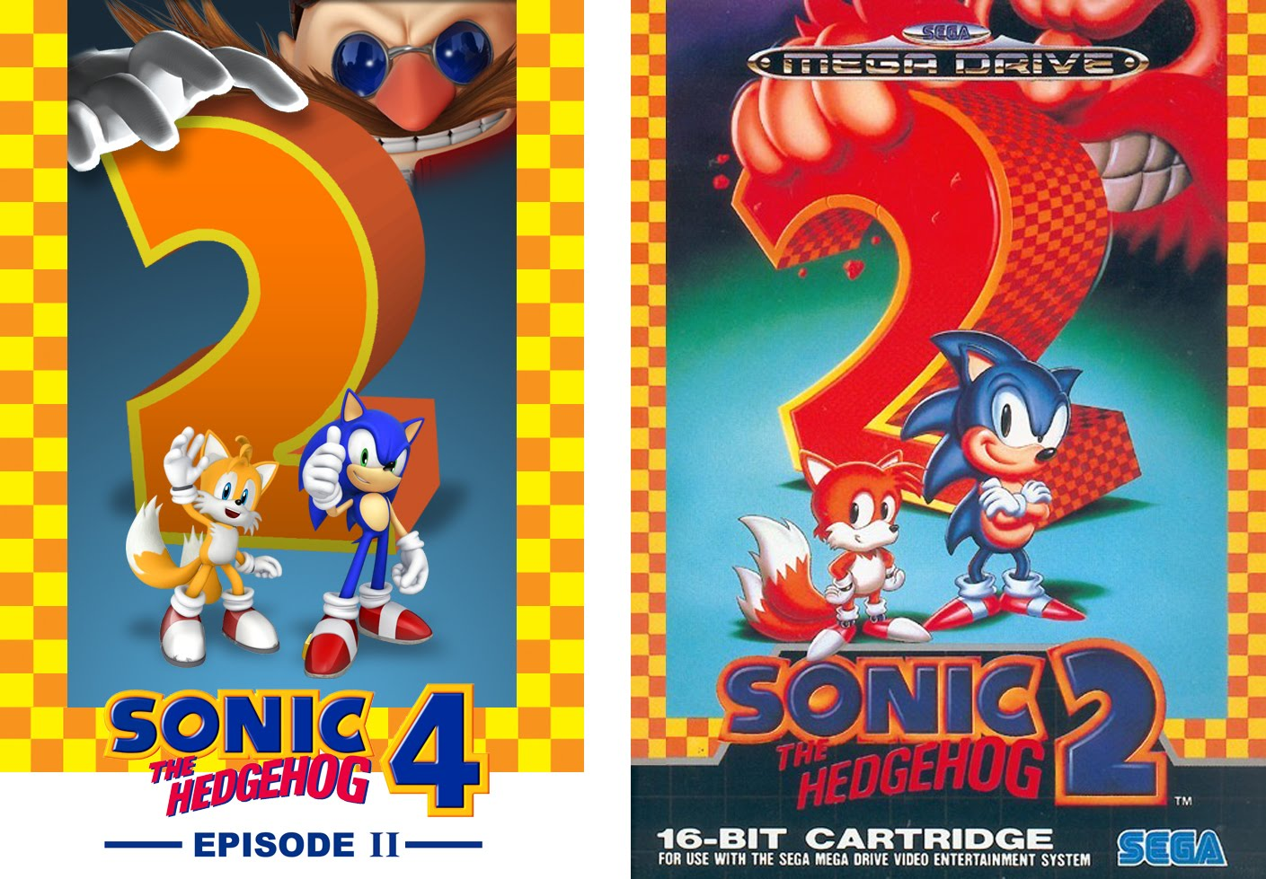 Sega Memories Sonic The Hedgehog 2 Modern Remix