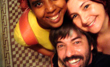 Eu, Anica e Claudinha!