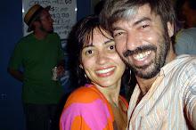Eu e Simon Rosa