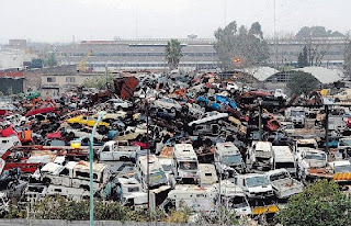 Descubrirnos Esta Bien Cementerio De Autos En Buenos Aires A