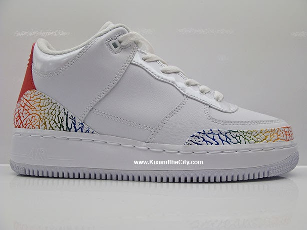cheap for discount 0542a ce5bd 41st Day Sneaker Blog - Your spot for daily updates  Air Jordan Fusion 3  Rainbow