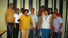 Algunos miembros de la SGHRF