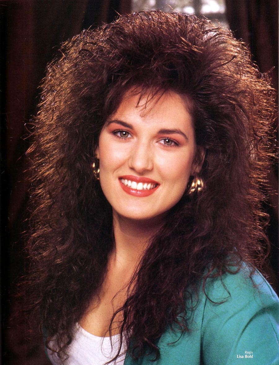 80s hairstyles for girls - 736×961