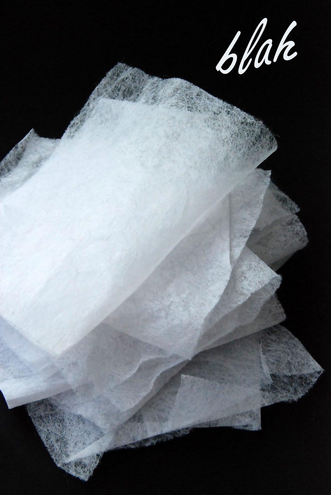 Blah To Tada Fabric Softener Sheets