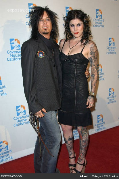 The best: is nikki sixx dating kat von again