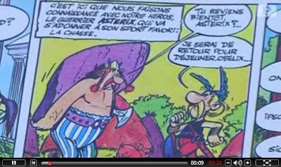 asterix 50 år rumkugler: Asterix fylder 50 år med trylledrik og romertæv asterix 50 år