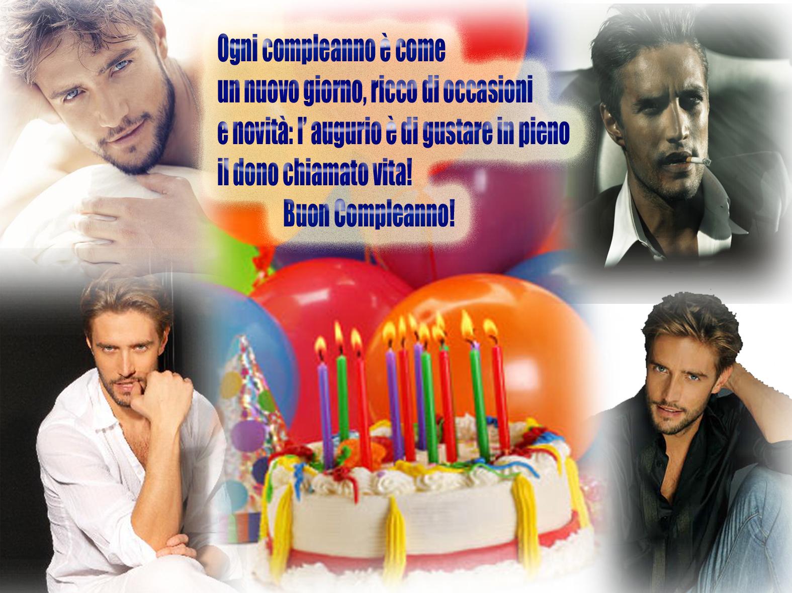 Alex Belli Blog Buon Compleanno Alex