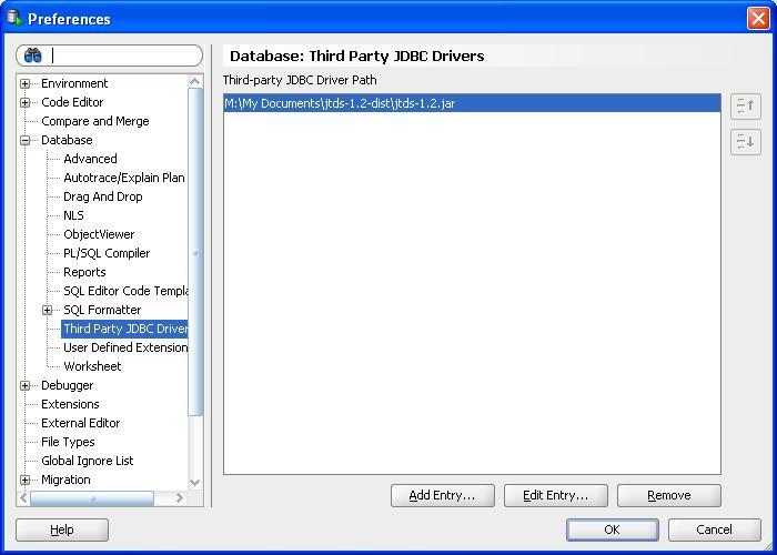 Jtds Jdbc Driver For Mac - generatorlabel's blog