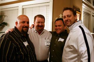 Joel Dyke, Nathan Martin, Jeff Murphy and Dino Rizzo