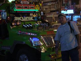 Patrick & Jeepney