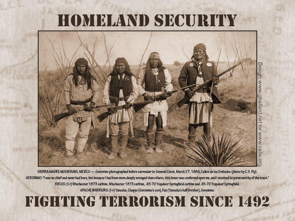 terror Domination path resistance