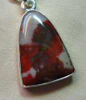 custom sterling silver dino poop pendant