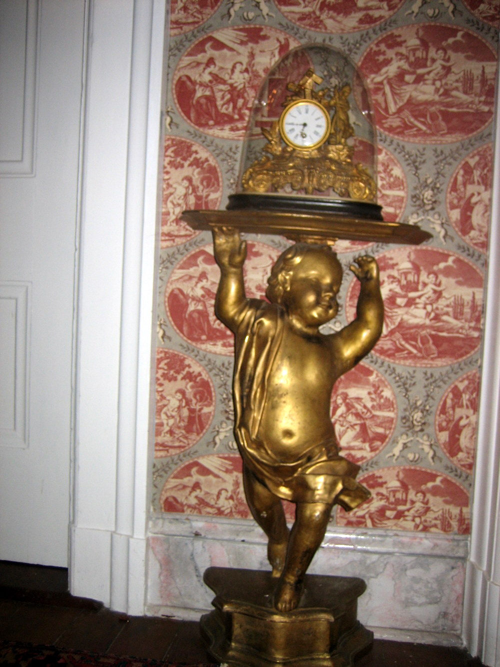 My Old Historic House Cherubs And Putti
